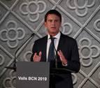 Ciudadanos se desmarca de Valls al rechazar a Colau como alcaldesa