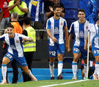 El Espanyol sigue soñando a costa del Eibar