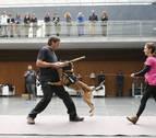 Víctimas de violencia machista en Navarra piden regular la protección con perros
