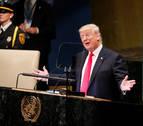 La soberbia de Trump desata carcajadas en la ONU