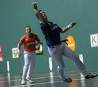 Elezkano-Rezusta pasan por encima de Aimar-Imaz en la semifinal del Másters Codere