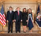 El vestido de Begoña Gómez eclipsa la foto oficial en la Casa Blanca
