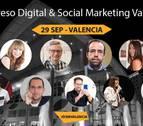 Faltan pocos días para el Congreso Digital & Social Marketing Valencia 2018