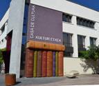 La nueva casa de cultura de Sartaguda abre la biblioteca municipal