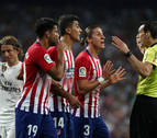 Real Madrid y Atlético firman tablas en un derbi sin brillo