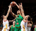Cambage manda a España a jugar por el bronce