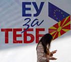 Los macedonios acuden a las urnas para elegir algo más que un nombre