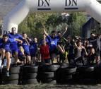 Diversión a prueba de obstáculos en la Gladiators Day