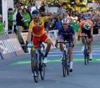 Alejandro Valverde, campeón del mundo de ciclismo en ruta