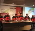 La carrera por Anfas recorrerá el domingo el Casco Viejo de Pamplona