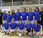 Tres equipos navarros, en Segunda de fútbol sala femenino por primera vez