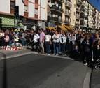 Aranzadi propone suprimir los semáforos en ámbar para coches junto a los colegios