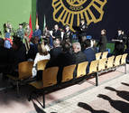 Críticas del PPN a la ausencia de Barkos y Beaumont en el Día de la Policía Nacional