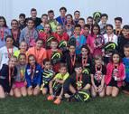 Navarra ya conoce a sus campeones regionales en categoría de menores