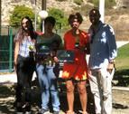 Pérez de Muniain-Zugasti y Zalduendo-Castellón ganan el Trofeo Cafetería Ardantze