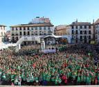 La Marcha Contra el Cáncer ribera batirá su récord con 4.300 inscritos