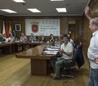 El tripartito pone fin a la zona azul en Estella con el voto en contra de UPN y PSN