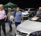 El Navarra Arena acoge una feria del motor con 5 marcas de coche