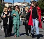 Amaia Romero anuncia en Pamplona que el productor de su disco será Raúl Refree