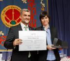 El CEIN y la ingeniera Raquel Urtasun, premiados por la UPNA