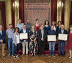 El Gobierno de Navarra reconoce tres proyectos de participación ciudadana