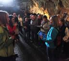 Mendukilo, la gruta descubierta de Aralar