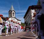 Premio para Valcarlos y las danzas de sus bolantes en el concurso de 'Conocer Navarra'