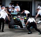 Hamilton llega a las 80 'poles' con la de Japón