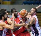 El Basket Navarra asalta Santander
