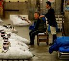 Baja la persiana el mercado tokiota de pescado de Tsukiji