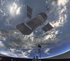 El Planetario de Pamplona tiene un nuevo corazón
