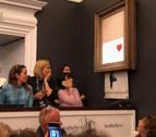 Banksy afirma que 'Niña con globo' se tendría que haber destruido totalmente