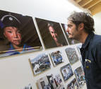 Exposición fotográfica del arquitecto José Miguel Ahedo en Tudela