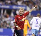 Osasuna confirma el fichaje de Brandon Thomas minutos después del ascenso