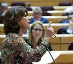 El Congreso exige que la ministra de Justicia dimita o que Sánchez la destituya