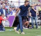 El Huesca se apunta el primer cese de un técnico de Primera esta temporada