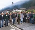Elizalde se reúne con las entidades locales y los agentes sociales del Pirineo