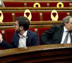 El Parlament no reivindica la autodeterminación al perderse la mayoría soberanista