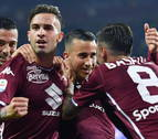 Osasuna cobrará 1,5 millones si el Torino vende a Berenguer al Athletic