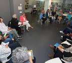 Un club de lectura en la biblioteca de San Francisco para la ciudadanía global