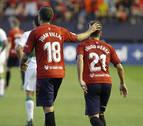 La de Iñigo Pérez, la última de una larga lista de lesiones en Osasuna