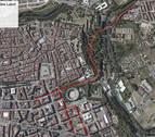El Ayuntamiento quiere tener listo el carril bici de Labrit para verano