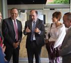Manu Ayerdi visita la sede de la empresa navarra Truck & Wheel en Puebla, México