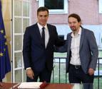 Laura Pérez teme que el PSOE no cumpla el acuerdo entre Sánchez e Iglesias