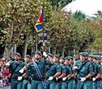 La Guardia Civil reivindica su labor en Navarra y defiende su coexistencia