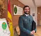"""Óscar Arenas, guardia civil: """"Volvería destinado a Alsasua porque hay muy buena gente"""""""