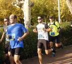 La 'Carrera por Montaña' de Aoiz reunió a 200 corredores