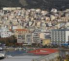 Once migrantes mueren en un accidente de carretera en el norte de Grecia