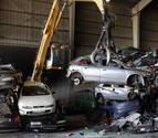 Las bajas de coches han caído un 30% desde el fin de los planes PIVE