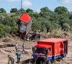 El mal estado del mar dificulta las labores de búsqueda del niño desaparecido en Mallorca
